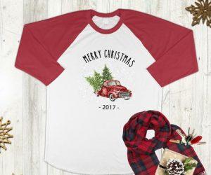 ChristmasTruckTreeMerryChristmasRaglanMockup large