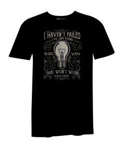 10000 Ways T Shirt Black