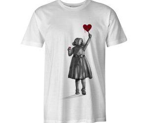 Create Love T Shirt White