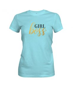 Girl Boss T Shirt Cancun