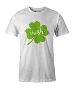 Irish T Shirt White