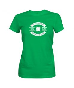 Kiss Me Im Irish T Shirt White