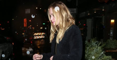 Jennifer Lawrence Is Rocking a Ring on THAT Finger, and We're Beyond Thrilled