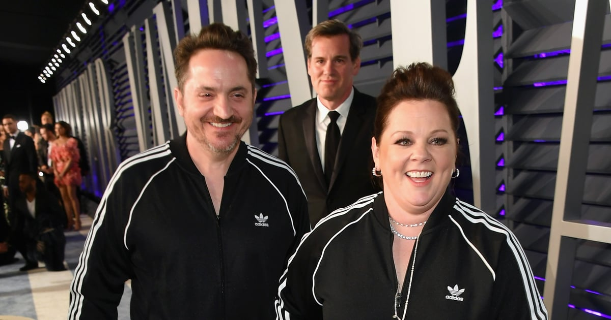 In a World Full of Ballgowns, Be Melissa McCarthy and Shamelessly Rock a Tracksuit Instead