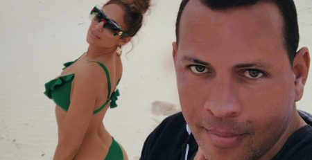 Forget Four-Leaf Clovers! Jennifer Lopez Is a Walking Good Luck Charm in This Green Bikini