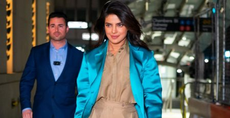 Priyanka Chopra's Aldo Snake-Print Pumps Have a Price Tag That Will Make You Smile