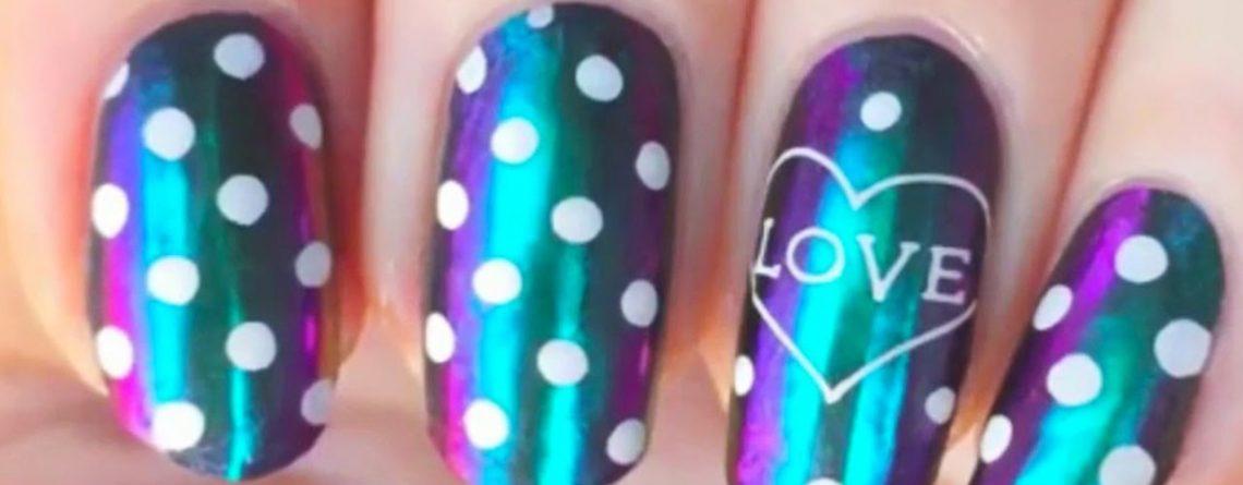 Beautiful Nail Art Tutorials ? Beautiful Nail Design Ideas ? Wonderful Life