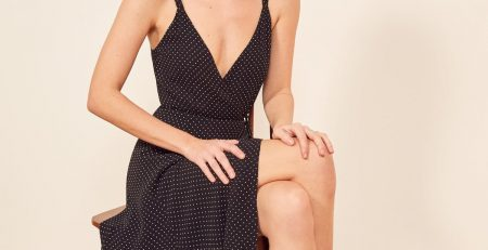 Everyone Will Be Wearing Polka Dots This Summer, So Shop These 13 Dresses Now