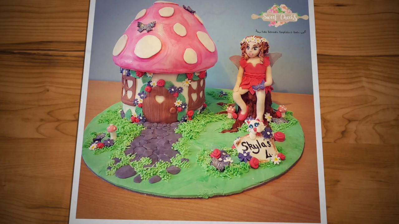 Sweet Cheeks Cake Art Tutorials