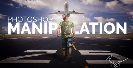 Photoshop Composite ART Tutorials | Photo Manipulation RUNWAY