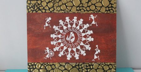 Quick Warli Tutorials for Beginners!!! www.dadarkararts.com