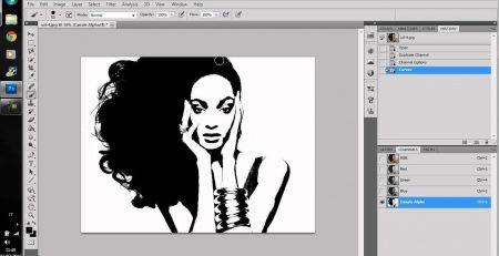 """Photoshop Tutorials: Ritaglio perfetto+Effetto """"POP-ART"""":: (1/2)"""