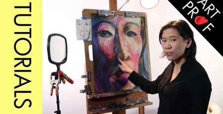 Art Tutorials at Artprof.org