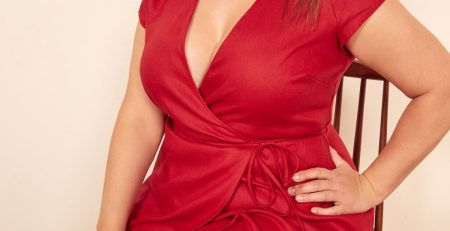 17 Wrap Dresses For Curvy Girls So Flattering, You'll Be Looking For Excuses to Wear Them