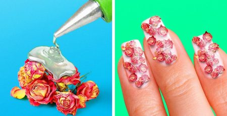 19 NAIL ART IDEAS TO MAKE YOU FEEL GORGEOUS