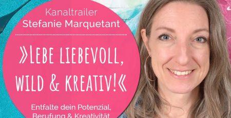 Stefanie Marquetant | SpiritualArtist & EngelCoach: Engelbotschaften, Channelings, ArtTutorials