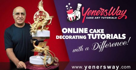 Learn Cake Decorating Online at Yeners Way Cake Art Tutorials