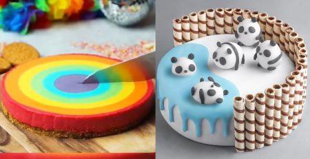 Amazing Cake Art Designs | New Yummy Chocolate Cake Recipes Compilation