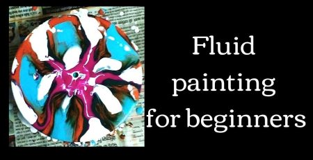Flow painting tutorials | Acrylic pour for beginners | Selling your art |