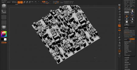 CGI 3D Tutorials : Zbrush for Concept Artists Part 3