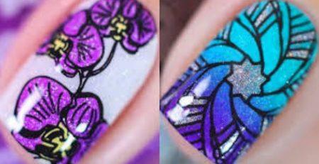 New Nail Art Tutorials Compilation 2019 💓💝 Beautiful Nail Designs & Ideas #9