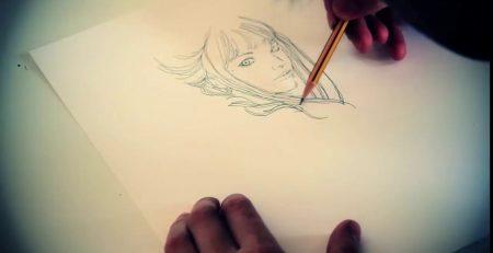 Satisfying Drawing Anime - Best Drawing Art Tutorials