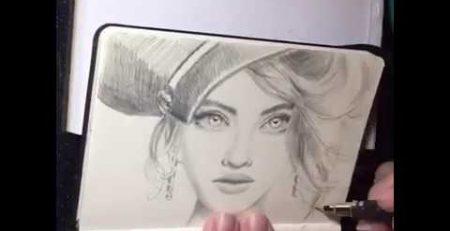 Art Tutorials to Promote Artist's Work