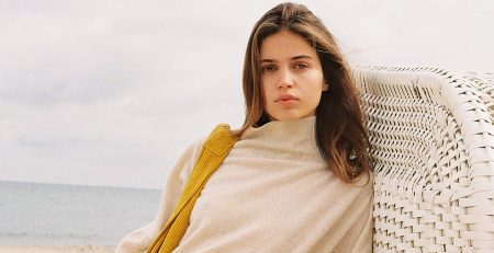 Free People Dropped Affordable Cashmere Sweaters That Have Us So Excited For Fall