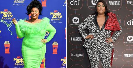Lizzo Is Serving Up Some Serious Street Style Looks and We Can't Stop Staring