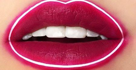 Lipstick Tutorials 2019 ? New Amazing Lip Art Ideas #186