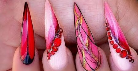 Beautiful New Nail Art Tutorials Compilation #30  DIY Nail Designs 2018