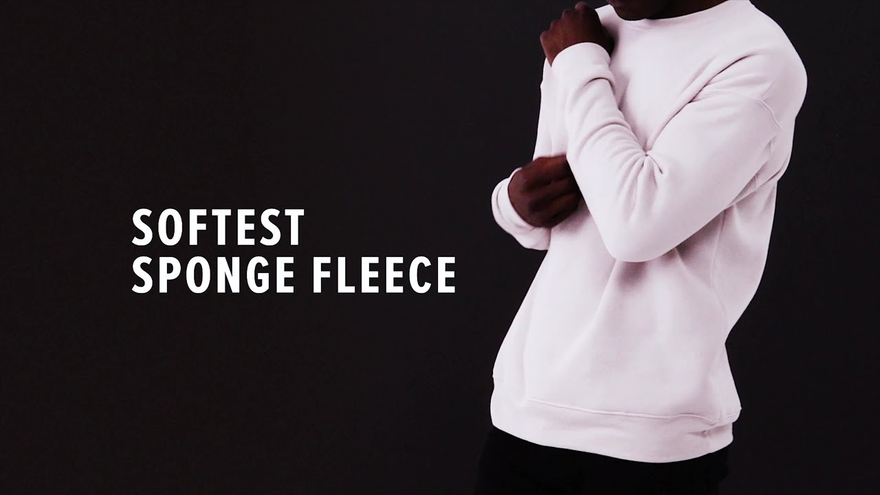 Street Fleece x BELLA+CANVAS