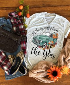 It's The Most Wonderful Time of The Year Fall T-Shirt