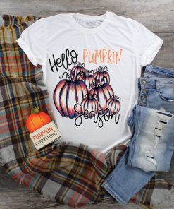 Hello Pumpkin Season T-Shirt