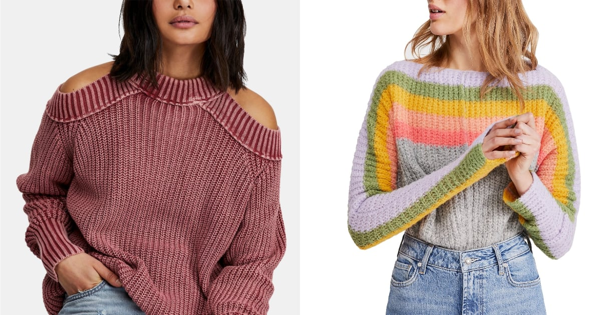 The Most Stylish and Cuddly Sweaters You Can Buy This Fall - Starting at Just $40