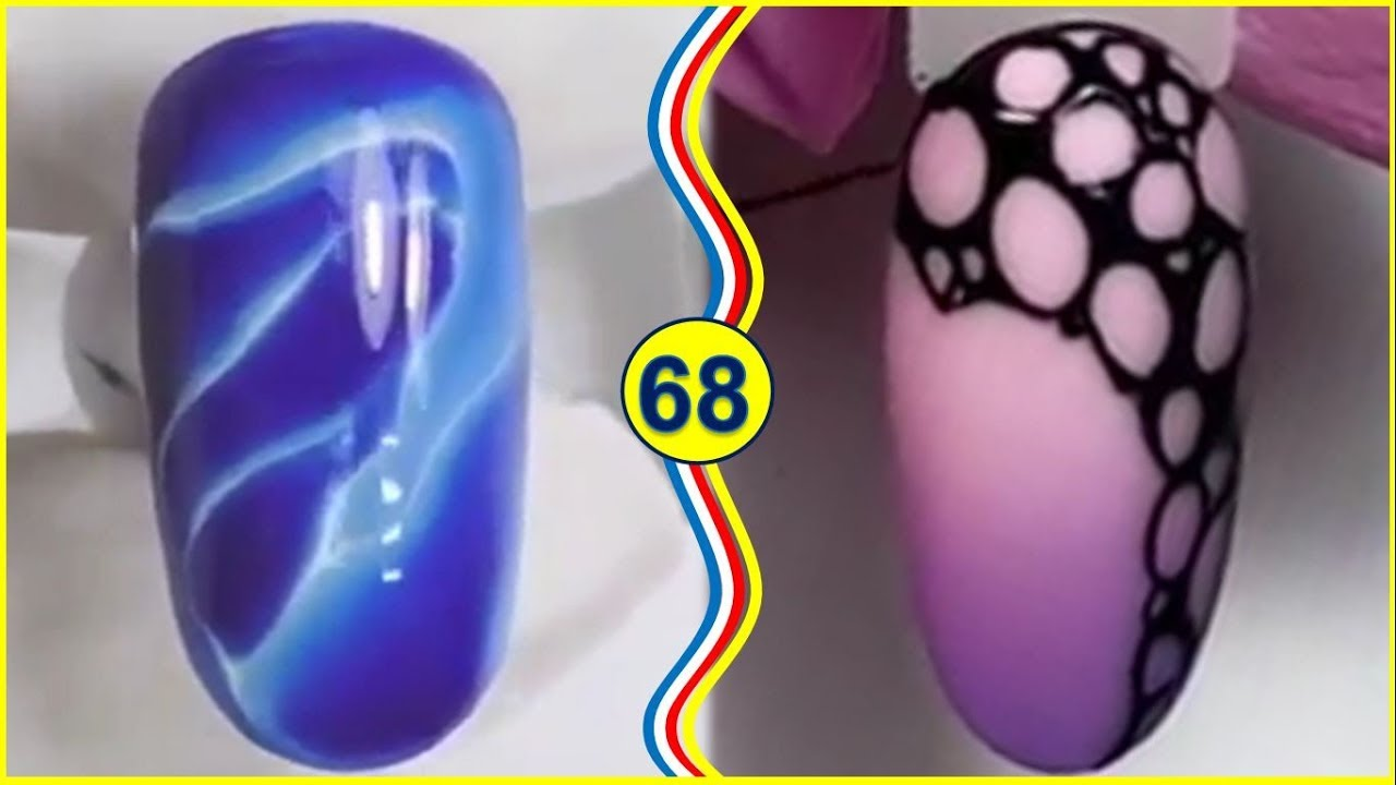 The Best Nail Art Tutorials - Wonderful Nails Design Ideas #68