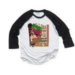 Im A Snack Buyin Football Mom Raglan Plush Prints Mockup