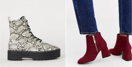 Put Your Best Foot Forward This Fall in These 80+ Fashionable Shoes - All $50 and Under