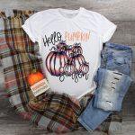 Hello Pumpkin Season T-Shirt