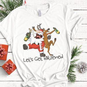 Let's Get Blitzened T-Shirt