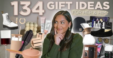 134 GIFT IDEAS for Him amp Her The ULTIMATE