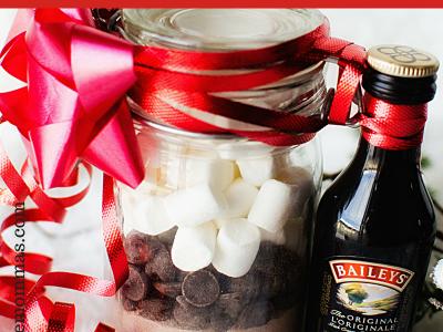 1612001469 DIY Baileys Hot Chocolate Gift Recipe Directions Free