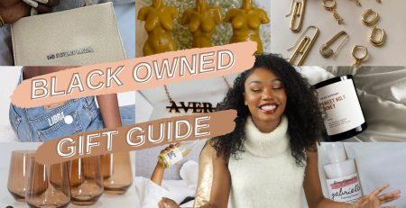 2020 Black Owned Business Gift Guide Unique Gifts for Her