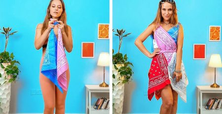 40 Amazing CLOTHES TRANSFORMATION Ideas 5 Minute Fashion Tips For