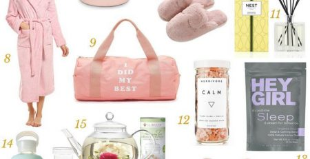 40 Thoughtful Self Care Wellness Gifts