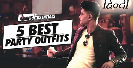 5 BEST Party Fashion Tips for EVERY INDIAN GUY in
