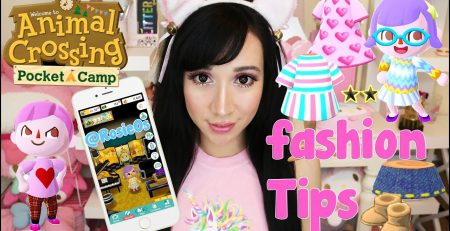 Animal Crossing Pocket Camp Fashion Tipsreview