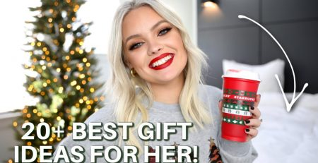 BEST CHRISTMAS GIFTS FOR HER ULTIMATE HOLIDAY GIFT GUIDE 2020