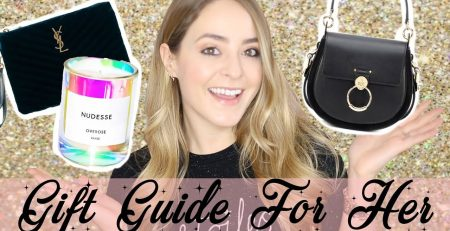CHRISTMAS Gift Guide for HER 2018 Fleur De Force