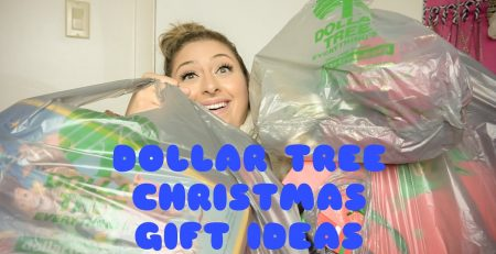 DOLLAR TREE CHRISTMAS GIFT AND STOCKING STUFFER IDEAS FOR HIM